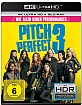 Pitch Perfect 3 4K (4K UHD + Blu-ray) Blu-ray