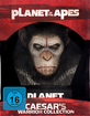 Planet der Affen - Caesar's Warrior Collection Blu-ray