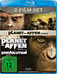 Planet der Affen (1968)/Planet der Affen: Prevolution (Collector's Edition) Blu-ray