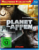 Planet der Affen: Prevolution + Planet der Affen: Revolution (Doppelset) Blu-ray