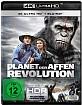 Planet der Affen: Revolution (2014) 4K (4K UHD + Blu-ray) Blu-ray
