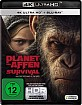 Planet der Affen: Survival 4K (4K UHD + Blu-ray)