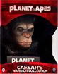 Planet of the Apes - Caesar's Warrior Collection (UK Import) Blu-ray