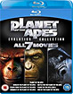 Planet of the Apes - Evolution Collection (UK Import) Blu-ray