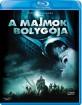 A Majmok bolygója (2001) (HU Import ohne dt. Ton) Blu-ray