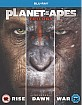 Planet of the Apes Trilogy (UK Import)