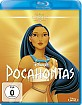 Pocahontas (Disney Classics Collection #32) Blu-ray