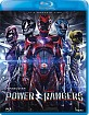 Power Rangers (2017) (CH Import) Blu-ray