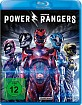 Power Rangers (2017) Blu-ray