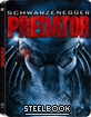 Predator - Steelbook (Blu-ray + DVD) (UK Import ohne dt. Ton)
