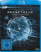 Prometheus - Dunkle Zeichen 3D - 4 Disc Collector's Edition (Blu-ray 3D + Blu-ray + DVD) (CH Import) Blu-ray