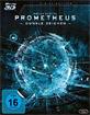 Prometheus - Dunkle Zeichen 3D (Blu-ray 3D + Blu-ray + Bonus Blu-ray) Blu-ray