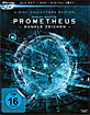 Prometheus - Dunkle Zeichen 3D - Collector's Edition (Blu-ray 3D + Blu-ray + DVD) Blu-ray