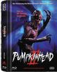 Pumpkinhead II - Limited Mediabook Edition (Cover B) (AT Import) Blu-ray