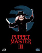 Puppet Master III - Limited Edition Digibook (Black Edition) Blu-ray