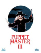 Puppet Master III - Limited Edition Digibook (White Edition) Blu-ray