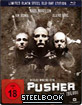 Pusher (1-3) Trilogie (Limited Black Steelbook Edition) Blu-ray