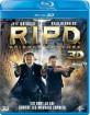R.I.P.D.  - Brigade fantôme 3D (FR Import) Blu-ray
