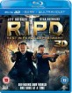 R.I.P.D. 3D (Blu-ray 3D + Blu-ray + UV Copy) (UK Import) Blu-ray