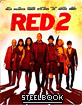 RED 2 - HMV Exclusive Steelbook (UK Import ohne dt. Ton)