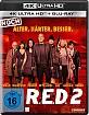 R.E.D. 2 - Noch Älter. Härter. Besser 4K (4K UHD + Blu-ray) - NEU/OVP