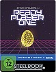 Ready Player One 3D (Limited Steelbook Edition) (Blu-ray 3D + Blu-ray + Digital)