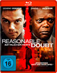 Reasonable Doubt (2014) Blu-ray