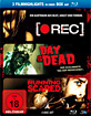 [Rec] + Day of the Dead (2008) + Running Scared (2006) (3-Film-Set) Blu-ray