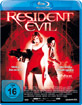 Resident Evil (2002) Blu-ray
