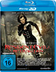 Resident Evil 5: Retribution 3D (Blu-ray 3D) Blu-ray