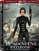 Resident Evil 5: Retribution 3D - Steelbook (Blu-ray 3D + Blu-ray) (FR Import ohne dt. Ton)