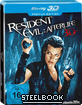 Resident Evil: Afterlife 3D - Steelbook (Blu-ray 3D) Blu-ray