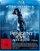 Resident Evil: Apocalypse (Extended Version) Blu-ray