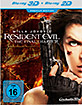 Resident Evil: The Final Chapter 3D (Premium Edition) (Blu-ray 3D + Blu-ray) Blu-ray
