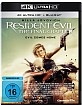 Resident Evil: The Final Chapter 4K (4K UHD + Blu-ray) Blu-ray