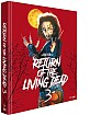 Return of the Living Dead 3 (Limited Mediabook Edition) Blu-ray
