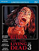 Return of the Living Dead 3 - Hartbox Limited 333 Edition (Cover C) Blu-ray