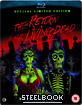 The Return of the Living Dead - Special Limited Edition (Steelbook) (UK Import ohne dt. Ton)