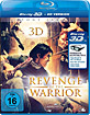 Revenge of the Warrior 3D (Blu-ray 3D) Blu-ray