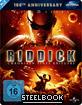 Riddick: Chroniken eines Kriegers (Director's Cut) (100th Anniversary Steelbook Collection) Blu-ray