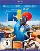 Rio (2011) (BD + DVD + Digital Copy) Blu-ray