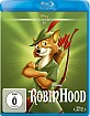 Robin Hood (1973) (Disney Classics Collection #20) Blu-ray