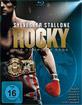 Rocky - The Complete Saga (Teil 1-6) Blu-ray