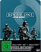 Rogue One - A Star Wars Story 3D (Limited Steelbook Edition) (Blu-ray 3D + Blu-ray + Bonus Blu-ray) Blu-ray