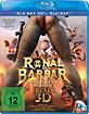 Ronal der Barbar 3D (Blu-ray 3D)