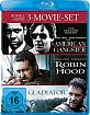 Russell Crowe Collection (3-Disc Set) Blu-ray
