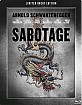 Sabotage (2014) - Limited Lenticular Edition Steelbook (NL Import) Blu-ray