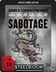 Sabotage (2014) - Uncut (Limited Lenticular Steelbook Edition) Blu-ray