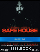 Safe House (2012) - Limited Edition Steelbook (Blu-ray + DVD) (NL Import) Blu-ray