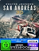 San Andreas (2015) 3D - Limited Edition Steelbook (Blu-ray 3D + Blu-ray + UV Copy) Blu-ray